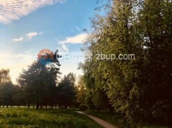 明斯克一个公园的Vlog