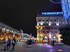 十月广场夜景Vlog