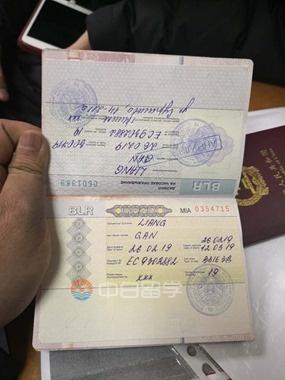 白俄罗斯留学经历:我们处理一些学生丢失护照的过程