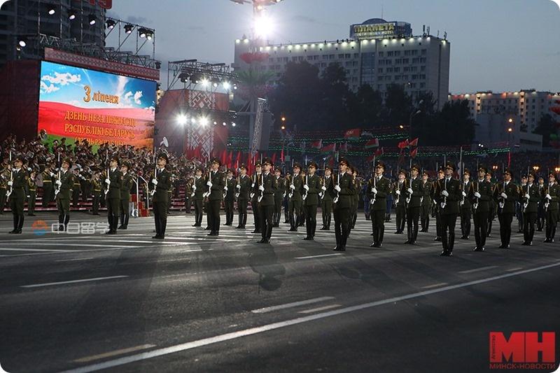 白俄罗斯留学有没有什么风险?附上2019年独立日阅兵照片