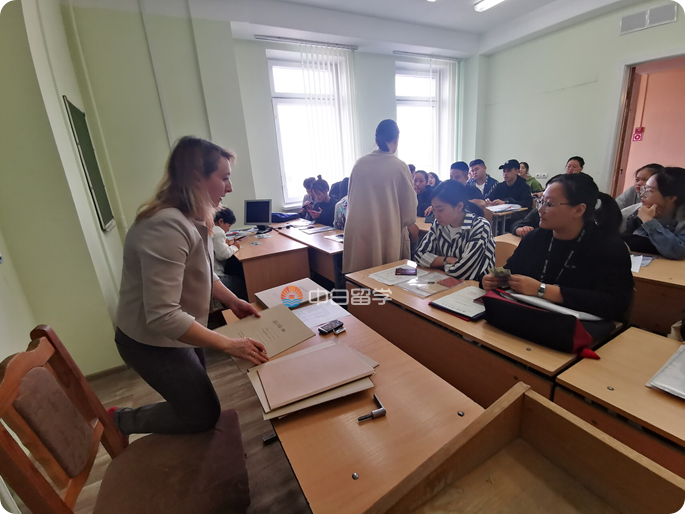 2020留学白俄罗斯春季预科已经开始报名啦,附上今年的花絮