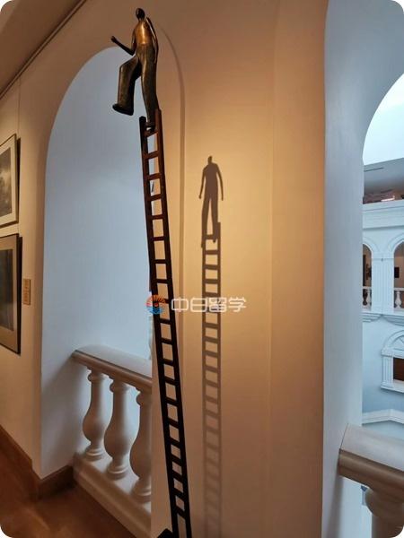 在明斯克留学必去的10个地方之一:白俄罗斯国立美术馆