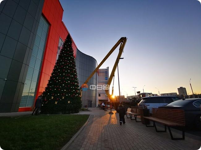 在白俄罗斯留学的真实生活写照 12月是最漂亮的季节之一