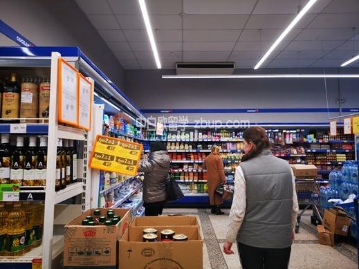 成都中白最新关于白俄罗斯疫情报告: 超市商品充足 无抢购厕纸